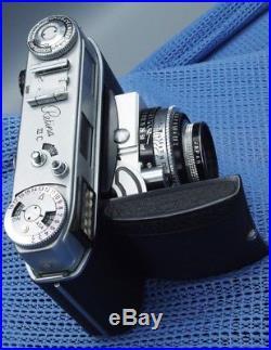 Kodak Retina IIIC(Large C) with50mm f2 Xenon C Lens (Welton)