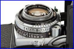 Kodak Retina IIIC Type 028/N Nachbau // 32618,17