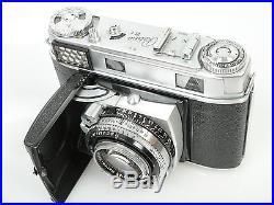 Kodak Retina IIIc + Xenon 2,0/50mm 50 mm 12 2/50