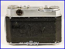 Kodak Retina IIa (016) 1951-54 50 mm F2 Rodenstock Heligon 2a