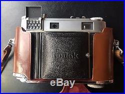 Kodak Retina iiic 3c 3 with Case in Mint condition