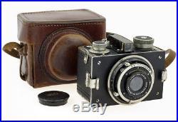 Kolar Kola + Tessar 3.5/6 cm camera