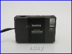 Konica Auto Focus Recorder No 2325166 mit Konica Hexanon lens f4 24mm sr135