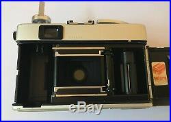 Konica C35 Automatic rangefinder Vintage 35mm Film Camera (Film Tested)