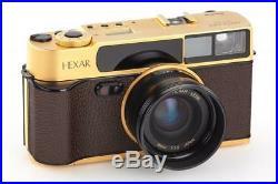 Konica Hexar AF Gold // 30466,24