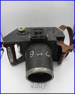 Konishiroku Tokyo Camera Hexar 15cm F4.5 lens Japanese Vintage aerial camera