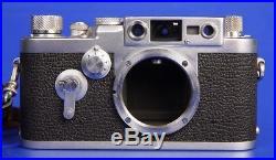LEICA 3g IIIg #906001 TOMS-CAMERA-LADEN Ankauf/Verkauf