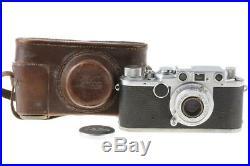 LEICA II mit Elmar 5cm f/3,5 SNr 453781