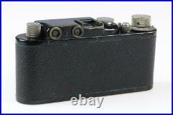 LEICA II mit Nickel Elmar 5cm f/3,5 SNr 85870