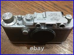 LEICA III DRP Ernst Leitz Wetzlar Vintage Camera S/N 272427 I 1938 Germany