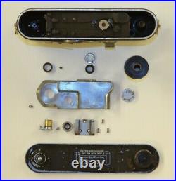 LEICA IIIA 1936 rangefinder iii a UNIQUE SHUTTER DIAL TOP PLATE partial CLA