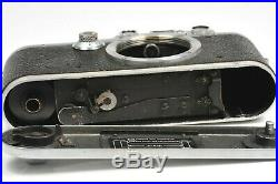 LEICA IIIA camera body, from 1936, full working order good cosmetic condition