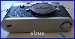 LEICA M2 BODY GEHÄUSE ERNST LEITZ GmbH WETZLAR GERMANY 939564 (M48)