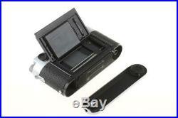 LEICA M3 Double Stroke mit Elmar 5cm f/3,5 SNr 740679