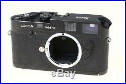 LEICA M4-2 Gehäuse SNr 1507689