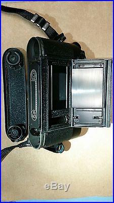 LEICA M4 BLACK CHROME witho Self timer SUPER RARE