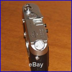 LEICA MDa CHROME camera body M bayonet 1971 Leitz WETZLAR 1285314