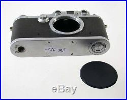 LEITZ LEICA Gehäuse body IIIb chrome rangefinder M39 LTM vintage historic /18