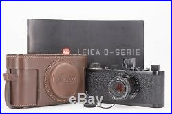 Leica 0 Series (O Series) Replica 10500 with instructions booklet and case