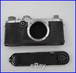 Leica 1f 1952-53 E. Leitz Wetzlar Germany Plus Leitz Elmar F5 cm F3.5