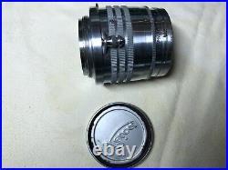 Leica 250 GG Reporter Black/with Leitz Xenon 1.5/5cm no. 426772 and three origin