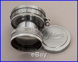 Leica 35 summiron 3.5,50 mm summitar f2, tower 3 body case