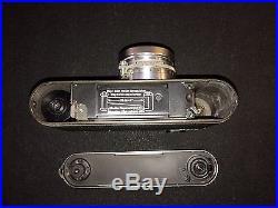 Leica 35mm Rangefinder Camera Vintage