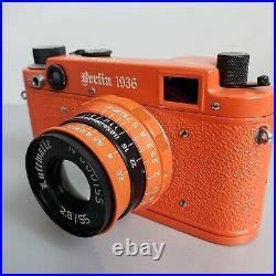Leica Camera Berlin 1936 Luftwaffe Rangefinder 35 mm. Vintage (Fed copy)