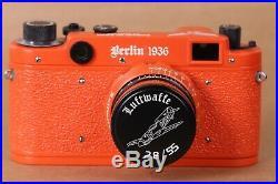 Leica Camera Berlin 1936 Rangefinder 35 mm. Exclusive Model (Fed copy)