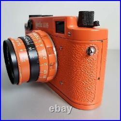 Leica Camera Berlin Luftwaffe 1936 Rangefinder 35 mm. Vintage