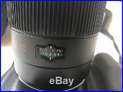 Leica Camera and Lens