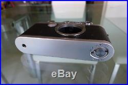 Leica Copy Nicca 3-F Rangefinder Camera Body, Lever Wind Version, EXCELLENT