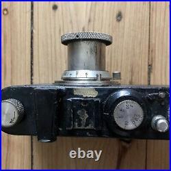 Leica I 1931 #70549 With Rangefinder. Vintage Film Camera