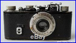 Leica I Leitz A Spezialumbau Obj. Wechselfassung, X M Synchronisiert