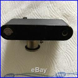 Leica I Standard Mod. E. Black Paint Nickel, Elmar 50mm F3.5 Nickel
