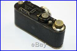 Leica II 1933 with Ernst Leitz Wetzlar 5cm f2 Summar #217454 Very Rare