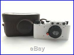 Leica II (D) Kriegsmarine Vintage 35mm film camera USSR copy