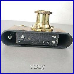 Leica-II (D) Kriegsmarine camera vintage Leitz Elmar 3.5/50 (FED Copy) 183731