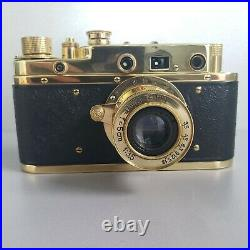 Leica-II (D) camera Olympiada Berlin 1936 vintage Leitz Elmar 3.5/50