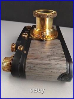 Leica-II (D) camera vintage with Leitz Elmar 3.5/50 (FED Copy) 180481