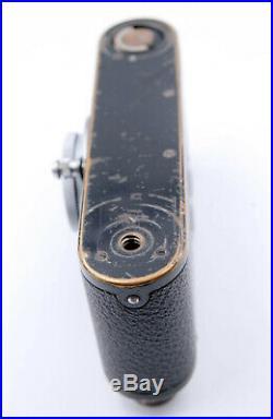 Leica II + Elmar 5cm 13.5 Lens Year 1932 SN 81608