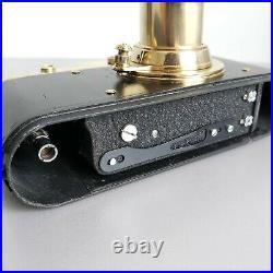 Leica-II Kriegsmarine vintage camera Leitz Elmar 3.5/50 (FED Copy)