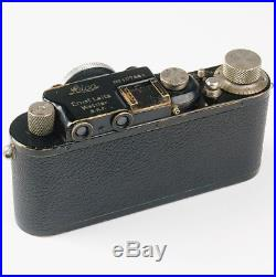 Leica II Modell D LYKAN 35mm Meßsucher Kit mit 5cm/3.5 Elmar (FN015798)