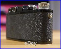 Leica III 1933 110468 mit Elmar 50mm 13.5 und Ever Ready Case
