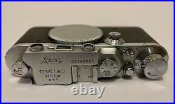 Leica III Chrome Camera Body Only