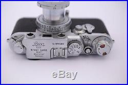 Leica III F + Elmar 2,8/50