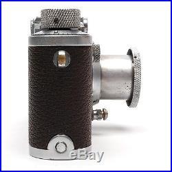 Leica III Rangefinder Film Camera SN 189837 5cm f3.5