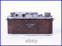 Leica III camera with Leitz Summar F=5cm 12 lens Leica Serial 205295 Used