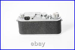 Leica IIIF Red Dial Rangefinder Film Camera Body withSelf Timer #119