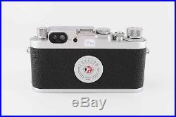 Leica IIIG III G Summicron 50 50mm 2 near mint 82912